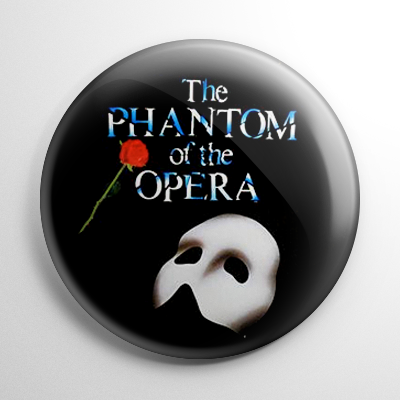 Phantom of the Opera Button