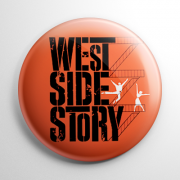 West Side Story Button