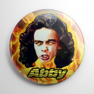 Abby (A) Button