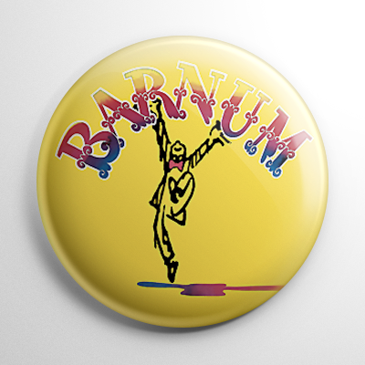 Barnum Musical Button