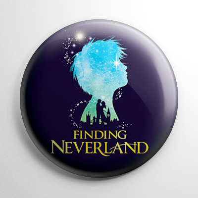 Finding Neverland Button