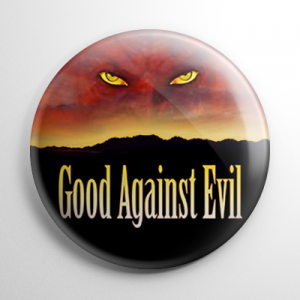 Good Against Evil (B) Button