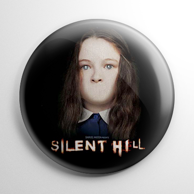 Silent Hill Button