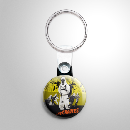Horror - The Crazies Keychain