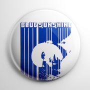 Blue Sunshine (B) Button
