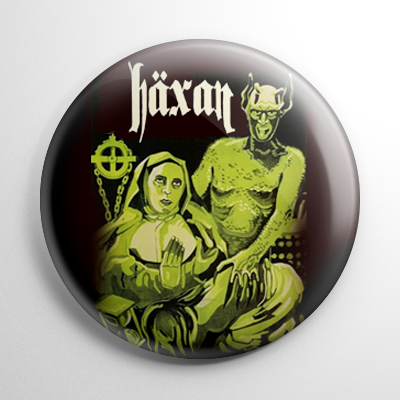 Haxan Witchcraft Through the Ages Button