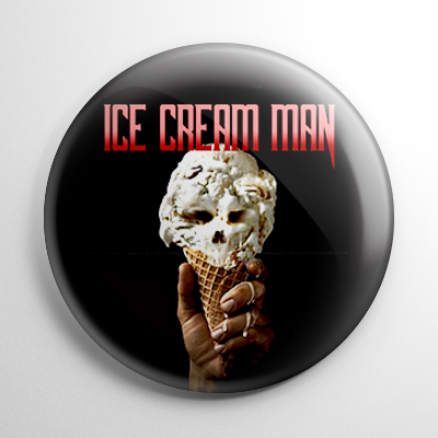 Ice Cream Man Button
