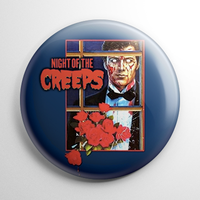 Night of the Creeps (B) Button
