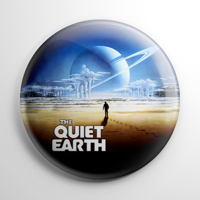 Quiet Earth Button