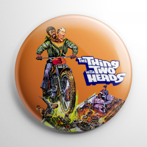 Thing with Two Heads Button