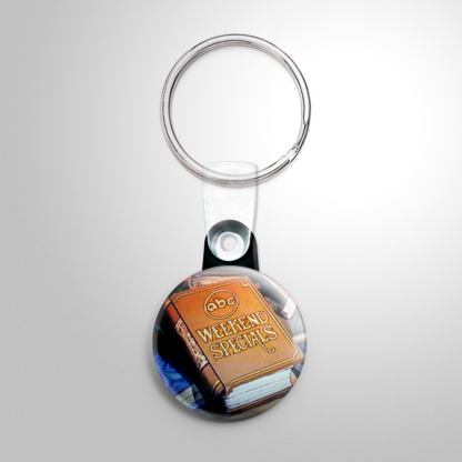 TV Shows - ABC Weekend Special Keychain