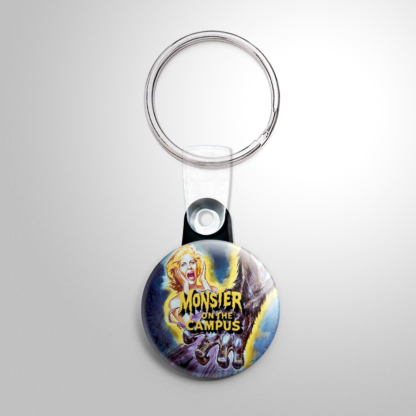 Horror - Monster on the Campus Keychain