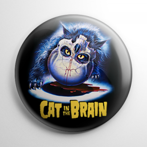 Cat in the Brain Button