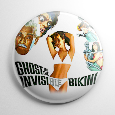 Ghost in the Invisible Bikini Button
