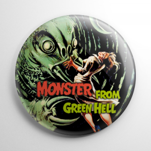 Monster from Green Hell Button