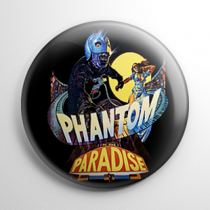 Phantom of the Paradise (B) Button