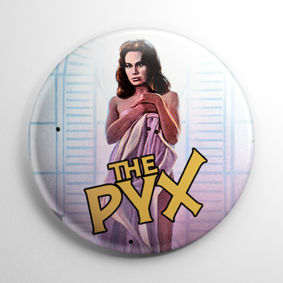The Pyx Button