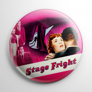 Stage Fright Button