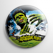 Alligator People Button