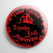 Brigantine Castle (B) Button