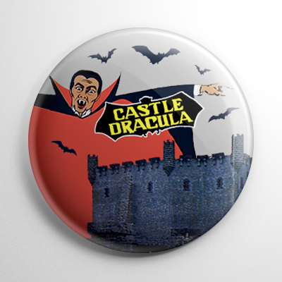 Castle Dracula Button