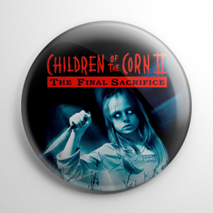 Children of the Corn 2 Button