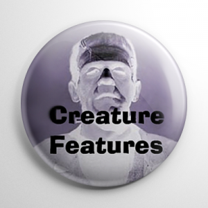 Creature Features Button