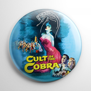 Cult of the Cobra Button