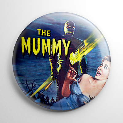 The Mummy (B) Button