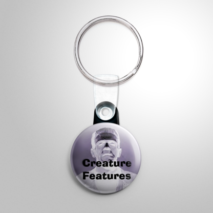 Horror - Creature Features Keychain