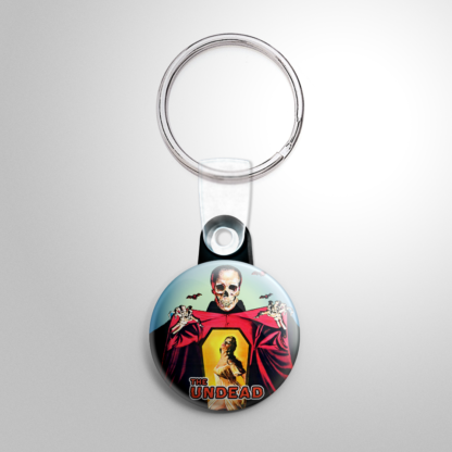 Horror - The Undead (B) Keychain