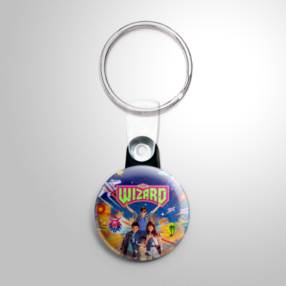 Science Fiction - The Wizard Keychain