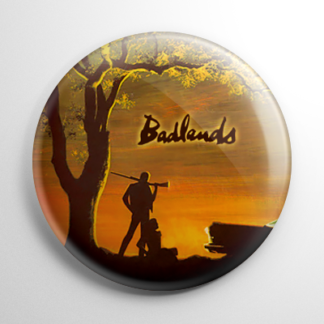 Badlands Button