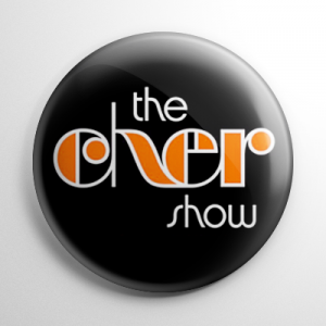 The Cher Show (A) Button