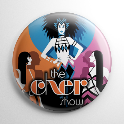 The Cher Show (C) Button