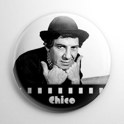 Chico Marx Button