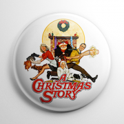 A Christmas Story (B) Button