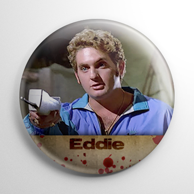 Reservoir Dogs Nice Guy Eddie Button