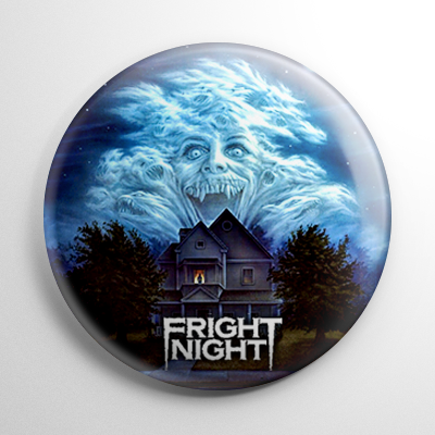 Fright Night (B) Button