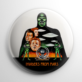 Invaders from Mars (B) Button