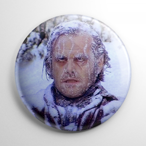 The Shining Jack Torrance (C) Button