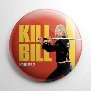 Kill Bill: Volume 2 Button
