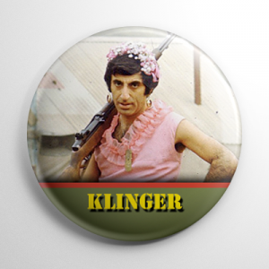 MASH 4077 Klinger Button