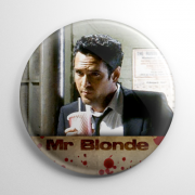 Reservoir Dogs Mr. Blonde Button