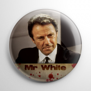 Reservoir Dogs Mr. White Button