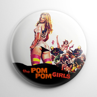 The Pom Pom Girls Button