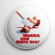 Whoever Slew Auntie Roo Button