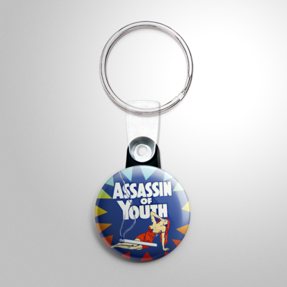 Grindhouse - Assassin of Youth Keychain