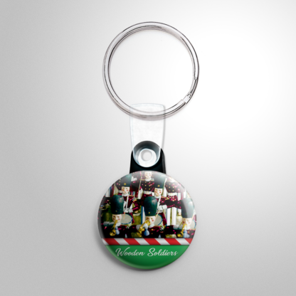 Christmas - Babes in Toyland: Wooden Soldiers Keychain