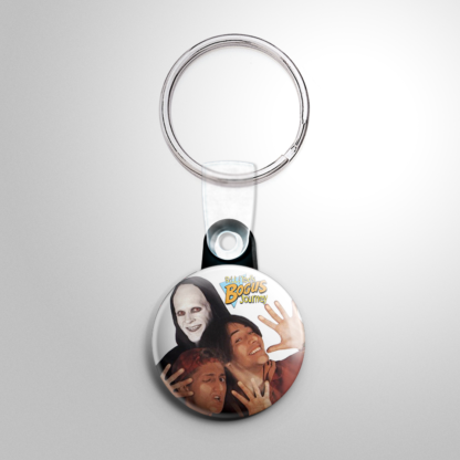 Comedy - Bill & Ted's Bogus Journey Keychain